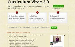mejores paginas para hacer un curriculum gratis